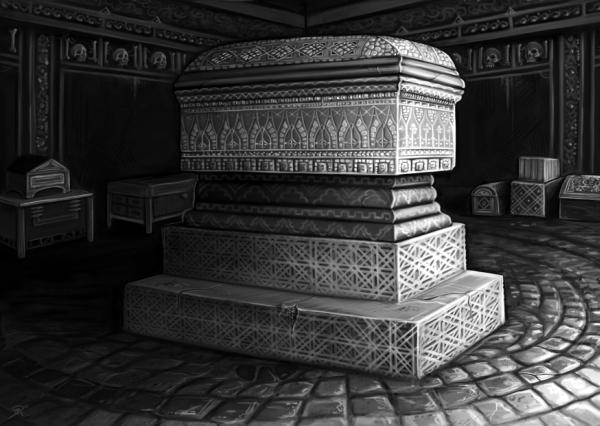 Spuren der Verheißung - Vigos Grab