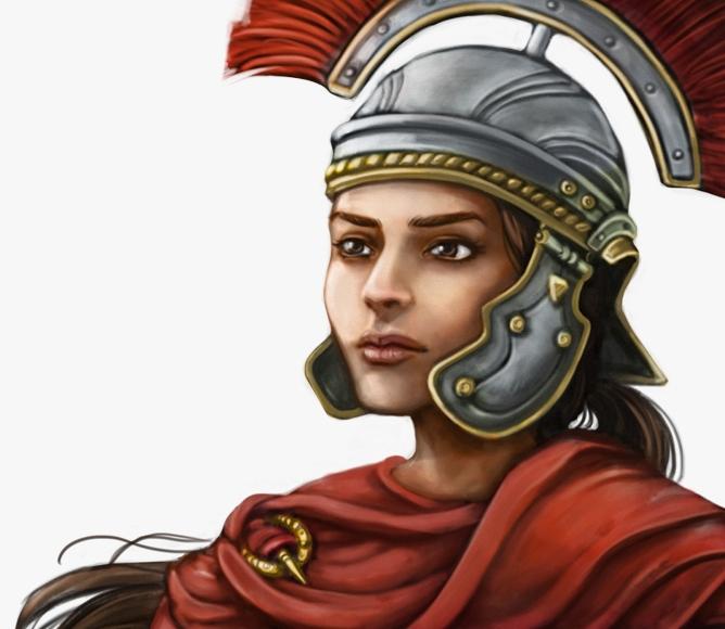 Centurionin_Kopf