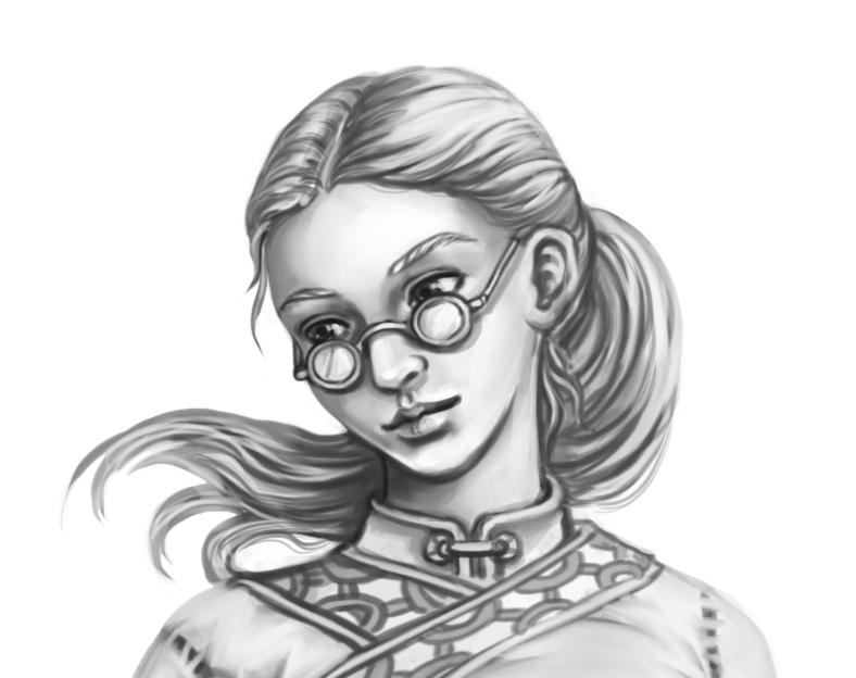 Sybia Kopf