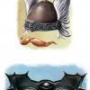 Flügelhelm & Meistermaske