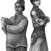 Rashpatane und Shubinai